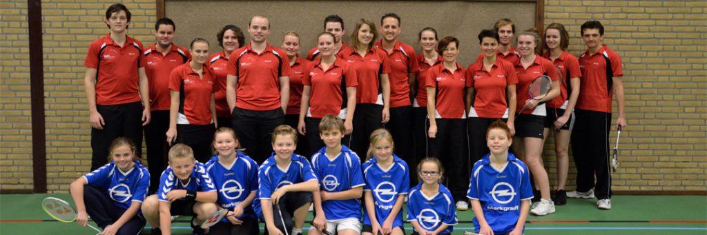 badminton-vereniging